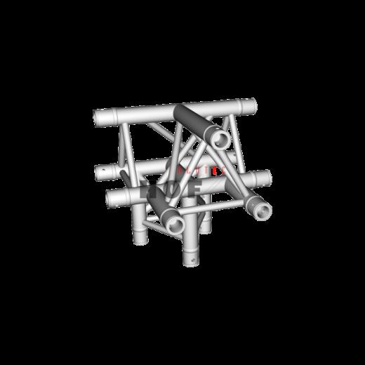 HOFKON 290-3 4-way corner C43 T-piece apex up-32