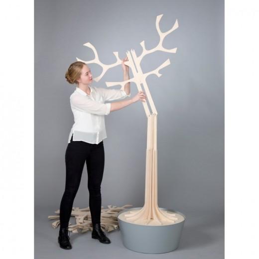 Dåbstræ 200cm-34