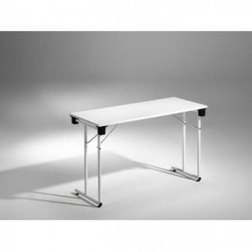 Foldbart konferencebord 120x50x73 cm-31