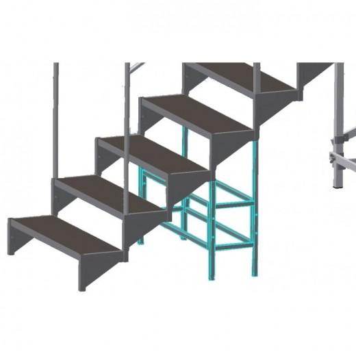 Undestøtning til trappe-31