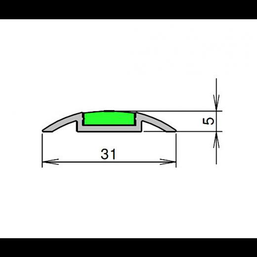 Afstands gulvlister-33