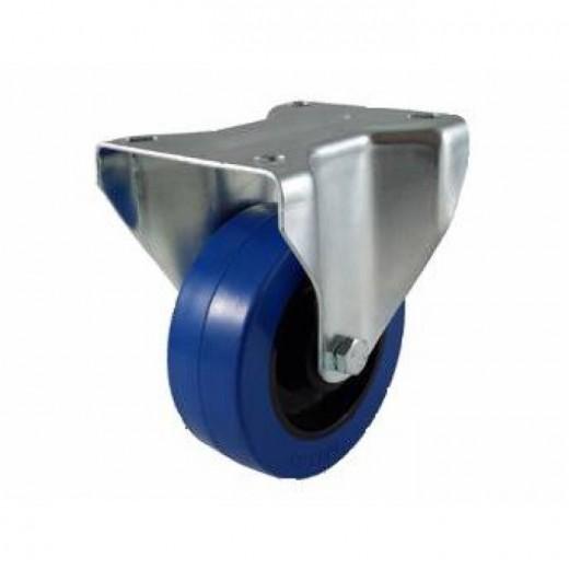 Flight Case hjul Fast (blå hjul)-31