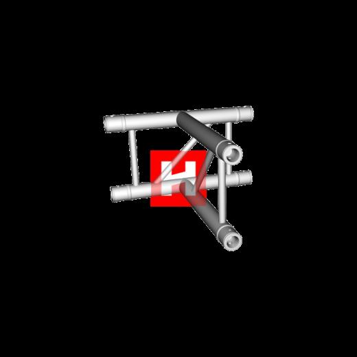 HOFKON 290-2 3-way corner C36 T-piece-31