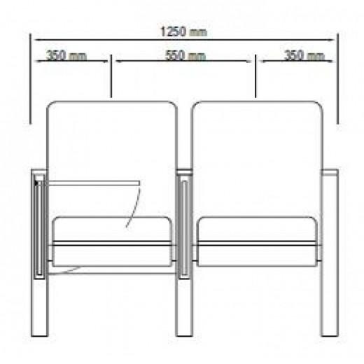Magna konference stol-34