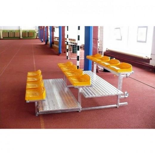 Mini-Tribuner med skal-sæder-34