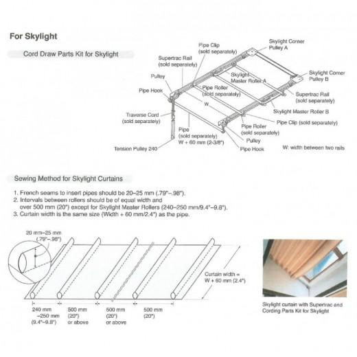 Sunstill Supertrac m/Motor-35