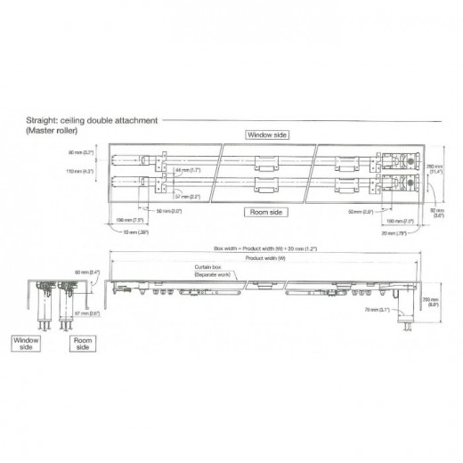 Sunstill THEATRAC m/Motor-32