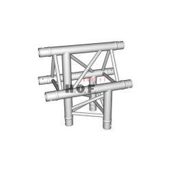 HOFKON 290-3 3-way corner C39 T-piece apex up/in-20