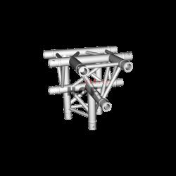 HOFKON 290-3 4-way corner C42 T-piece apex down-20