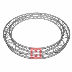HOFKON Firkant-truss 8 m Cirkel 290-4 S-20