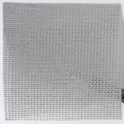 Mesh PVC Light Silver-20