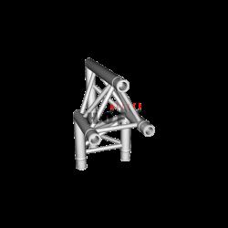 HOFKON 290-3 2-way corner C24 90° apex out-20