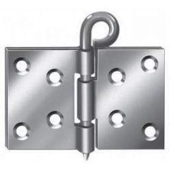 Hængsler 60x60 mm m/løs split-20