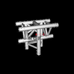 HOFKON 290-3 3-way corner C35 T-piece apex down/out-20