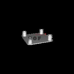 HOFKON 290-4 Baseplate Female-20