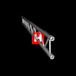 HOFKON 2.Punkt truss 3,00 m 290-2-20