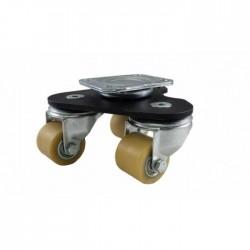 Skildpadde vulkulanhjul singel hjul-20