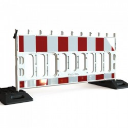 Sunstill Gorm PVC Afspærring/Trafik hegn 2 m-20