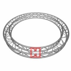 HOFKON Firkant-truss 6 m Cirkel - 290-4 S